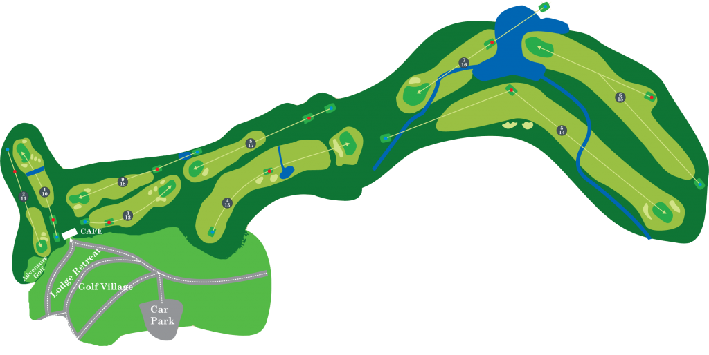 Haggerston_Golf_Map