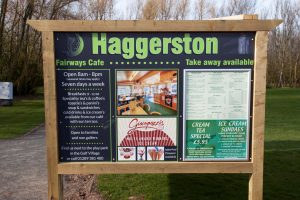 Haggerston Castle Golf Course